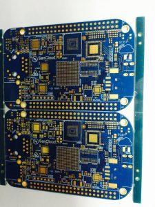 BeagleBone Enhanced PCB Image
