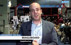 BeagleBone at CES