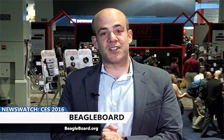 BeagleBone at CES