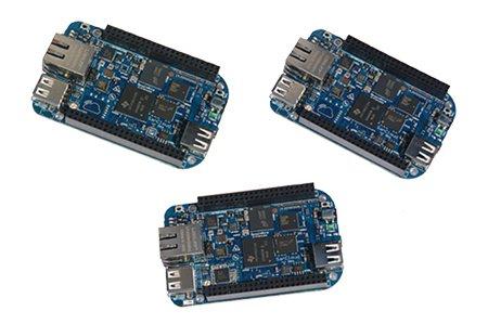 BeagleBone Enhanced - 3 Versions - SanCloud