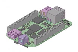 BeagleBone Enhanced 2-4 - SanCloud