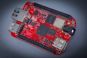 BeagleBone Enhanced Industrial WiFi