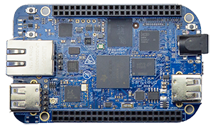 SanCloud BeagleBone Enhanced 1G Single Board Computer