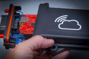 BeagleBone Enhanced Automotive Cape - CAN GPS MOD Bus V4 Web