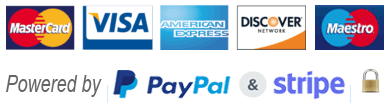 Secure-Card-Payment-Stripe-Paypal-Option