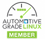 Automotive Grade Linux Member Status - SanCloud
